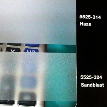Пленка 3М Scotchcal 5525 для стекла со спецэффектами