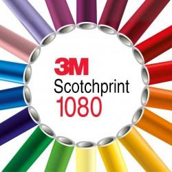 Пленка 3М Scotchprint 1080 для автостайлинга