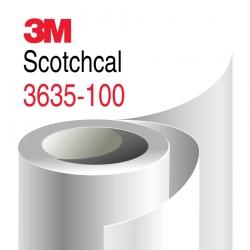 Пленка 3М 3635-100 для световой рекламы, Светоусиливающая