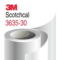 Пленка 3М 3635-30 для световой рекламы, Светорассеивающая