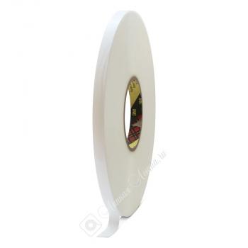 Двусторонняя лента 3M VHB 100F, Прозрачная, 1000мкр