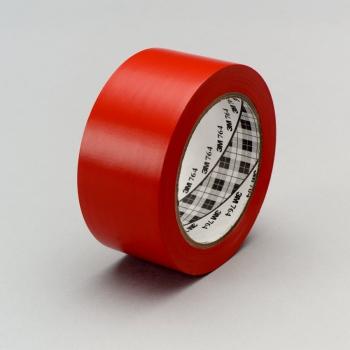 Сигнальная лента 3M 764i для разметки и маркировки, 125мкр