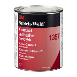 Клей контактный 3M Scotch-Weld 1357 Зеленый, 1л