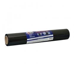 Стрейч-пленка UNIBOB для упаковки, Черная, 450мм
