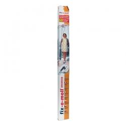 Москитные жалюзи-занавес для дверей fix-o-moll, 1.2x2.2м