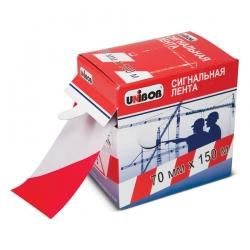 Оградительная лента UNIBOB в коробке-диспенсере
