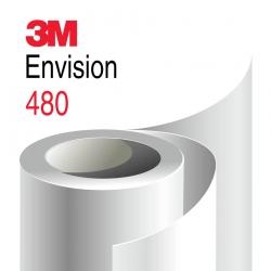 Графическая пленка 3М Envision 480, 3D пов., Долгосрочная