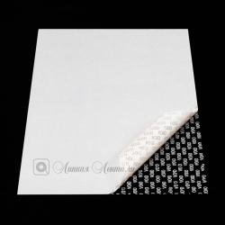 Лист пломбировочный 3M 7937 для печати, Белый матовый