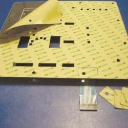 Двусторонний лист 3M 7953MPL на полиэфирной основе, 88мкр