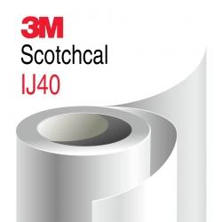 Графическая пленка 3М Scotchcal IJ40, Ровные пов., Долгосрочная